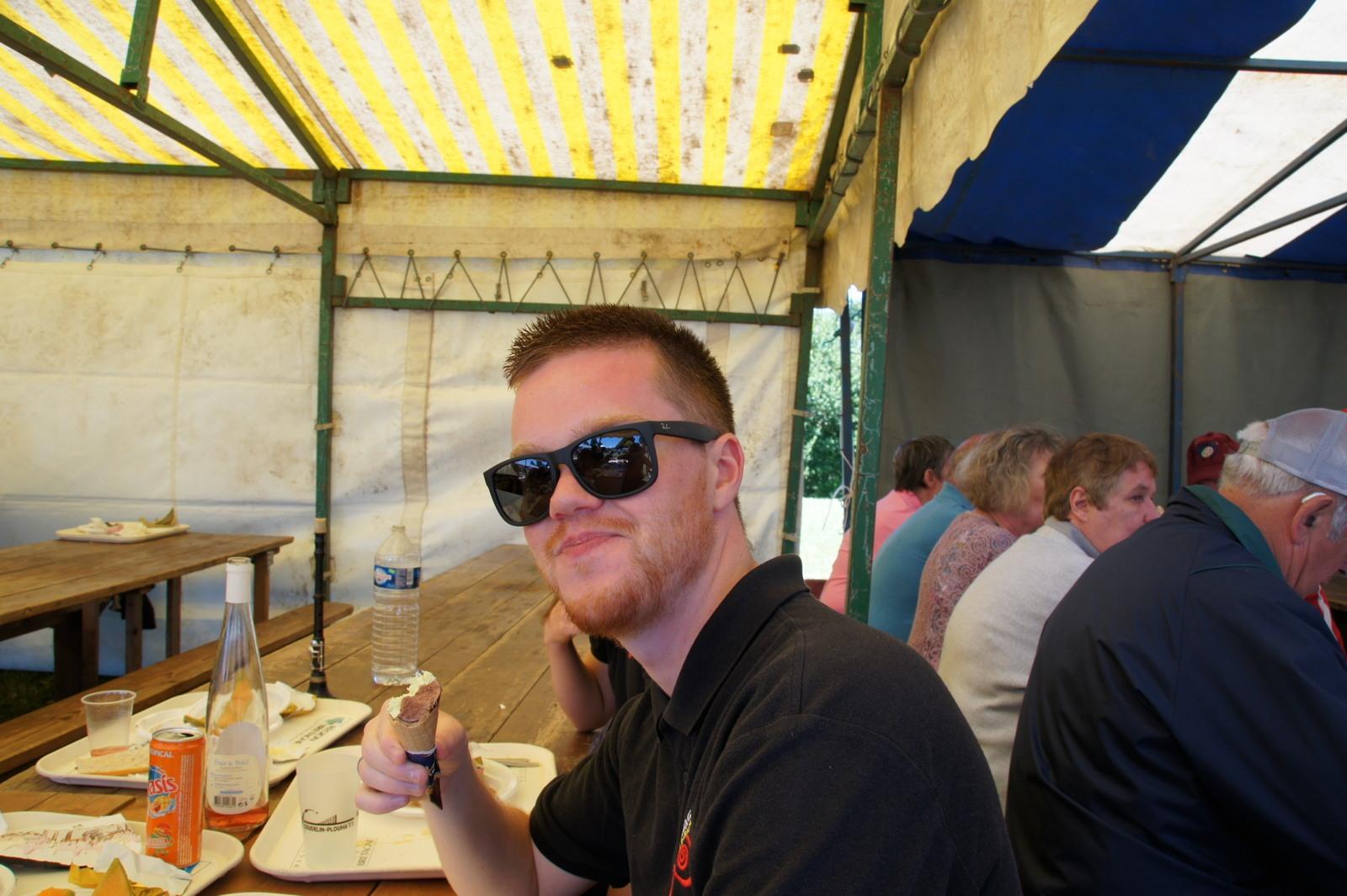 15 Juillet 2019 - Le Bagadig Boulvriag au pardon de l'isle à Goudelin