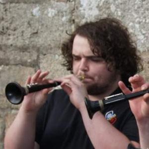 Daniel Axel (bombarde)